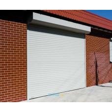 Роллеты гаражные ALUTECH - Роллетные ворота 2500х2500