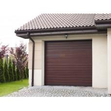 Ворота автоматические гаражные Алютех Prestige, Размер 2600х2100 мм