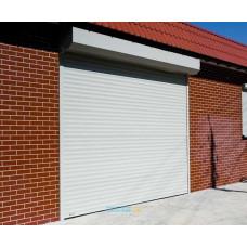 Роллеты гаражные DOORHAN - Роллетные ворота 2600х2400
