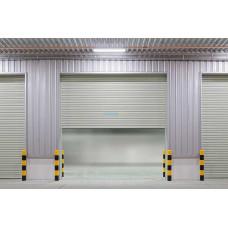 Роллеты гаражные DOORHAN - Роллетные ворота 3500х2200