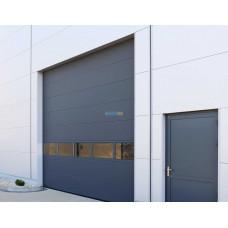 Промышленные секционные ворота Алютех ProTrend 3000х4000