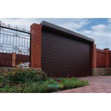 Роллеты гаражные DOORHAN - Роллетные ворота 2700х2200